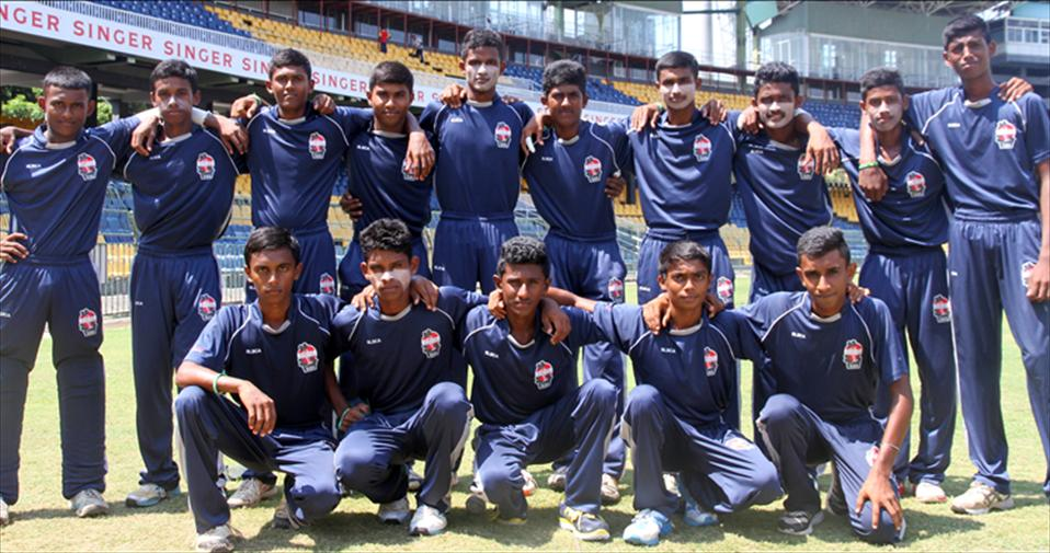 St.Aloysius - Galle, a giant-killer in school cricket