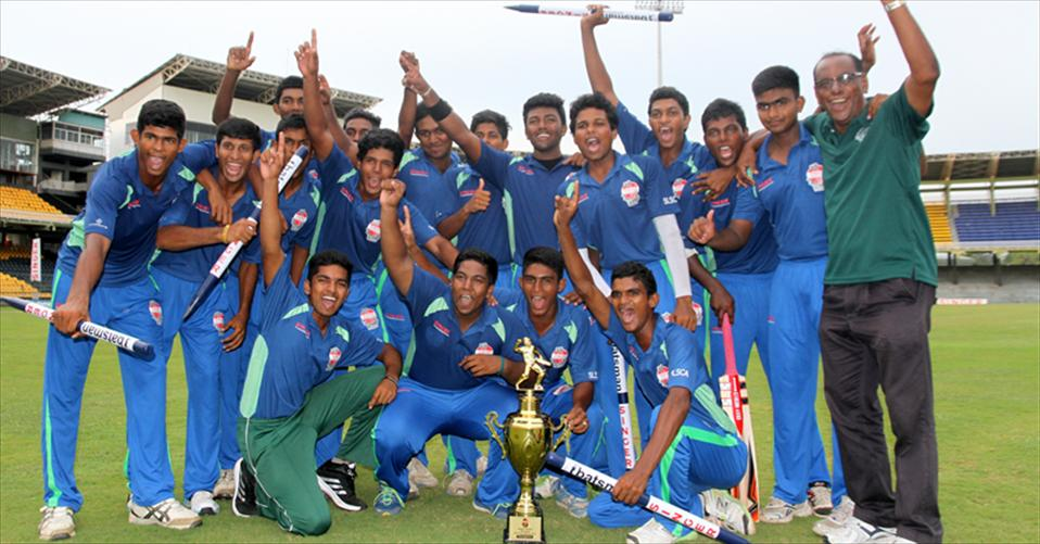 St.Benedict romp-away with U19 T20 championship