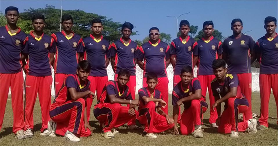 St.Marys College, Kegalle become a Joint-Champion of U19 D11
