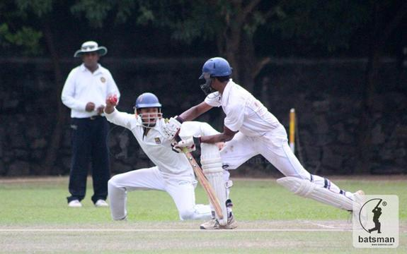 St.Sylvester's won on 1st innings