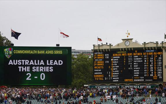 Successive wins give Australia 2-0 lead
