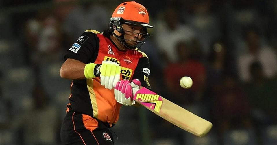 Sunrisers derail KKR to be in the second qualifier with Gujarat Lions