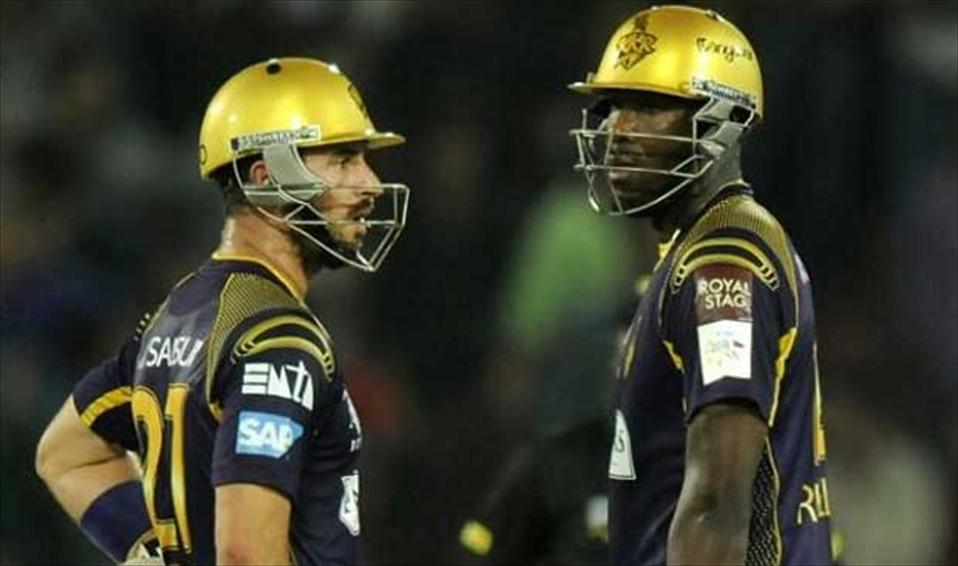 Super Kings denied a near win by Andre Russell