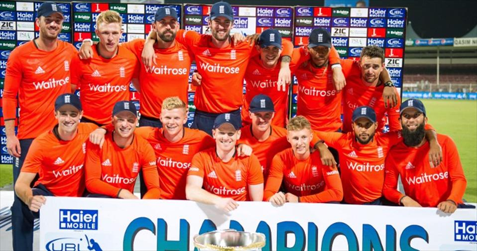 Super-over helps England clean-sweep Pakistan