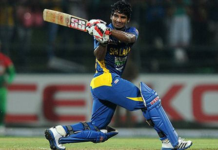 T20 victory for Sri Lanka