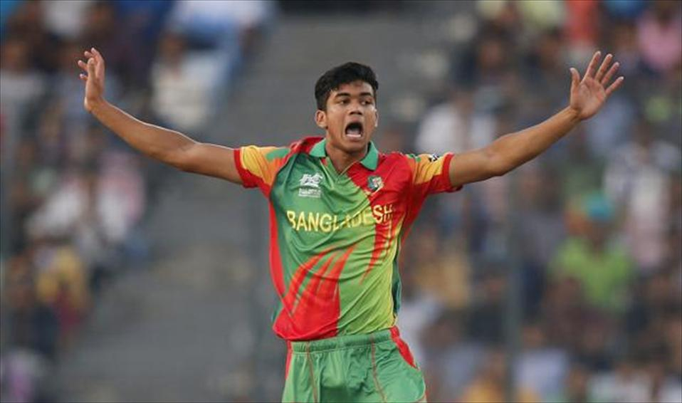 Taskin looks to debut memories for inspiration