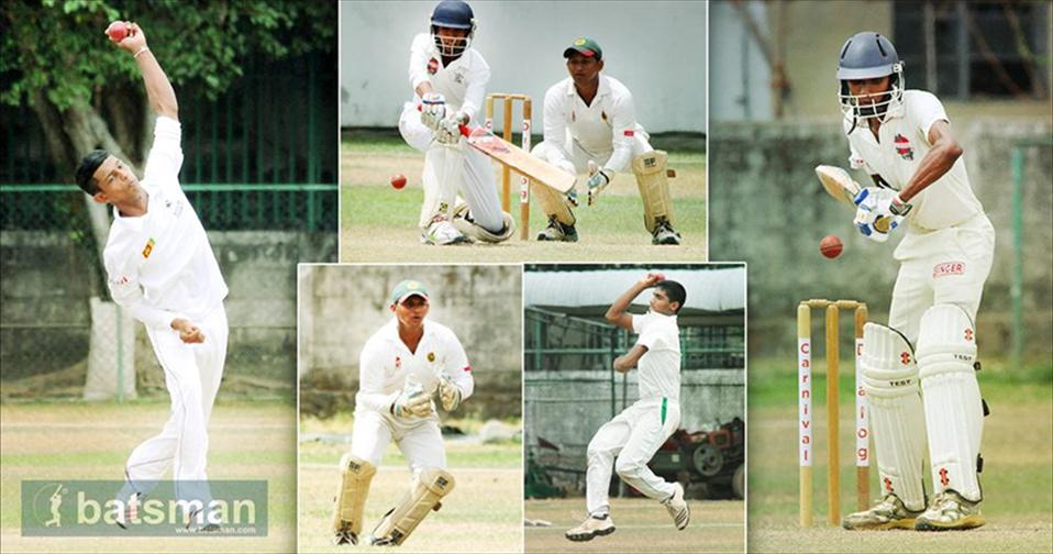 Thanukas all-round blitz helps Lumbini gain first-innings points