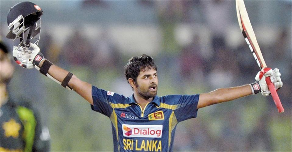 Thirimanne to lead Sri Lanka at Asian Games