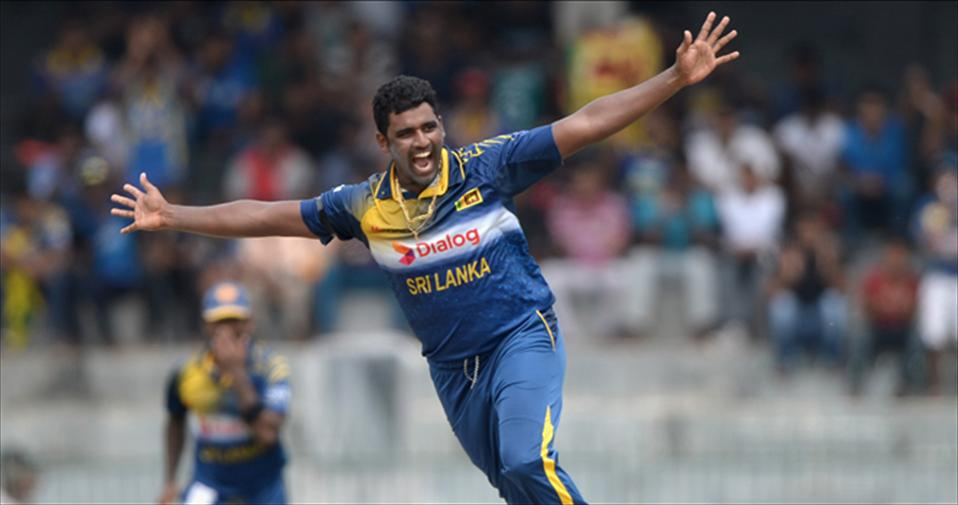 Thisara Perera recalled