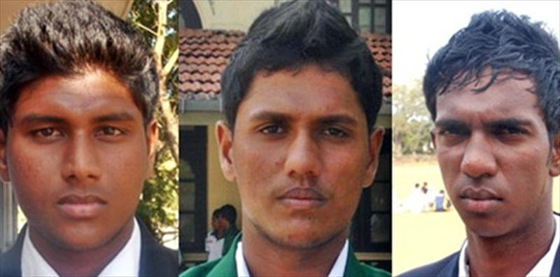 Three SL U19 players to lead Matara schools