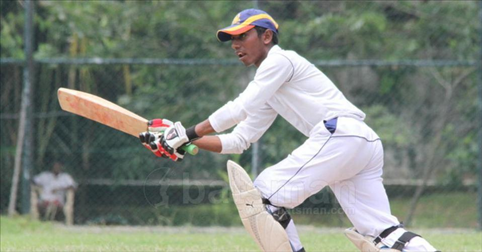 Thurstan record easy win over Dharmapala