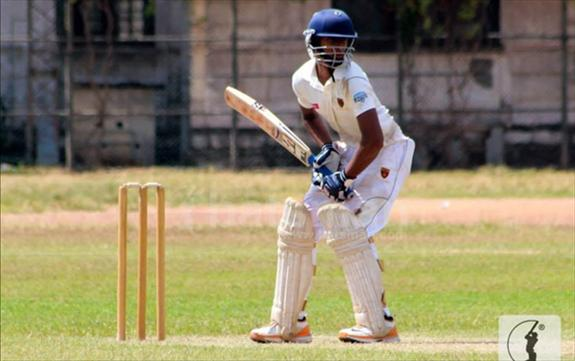 Trinity earn 1st ings. points against Mahinda, Galle