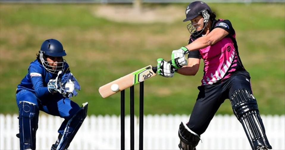 Two wins in a row make NZ Women invincible