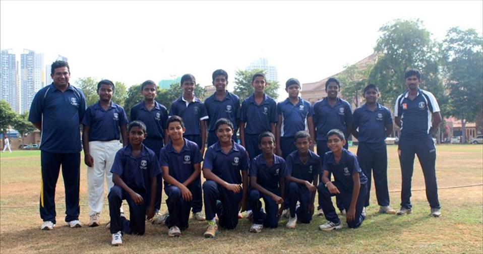U13 Cricket Team Preview - St. Joseph's College