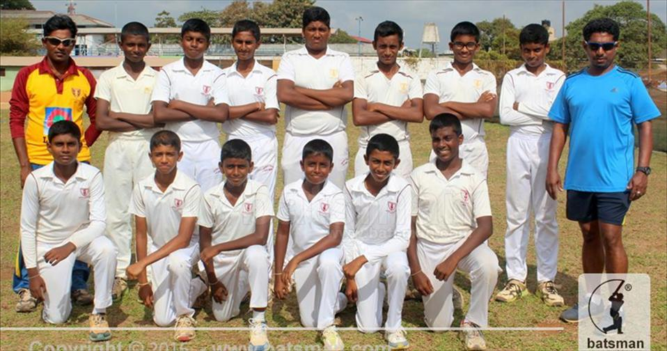 U13 Cricket Team Preview - Ananda College