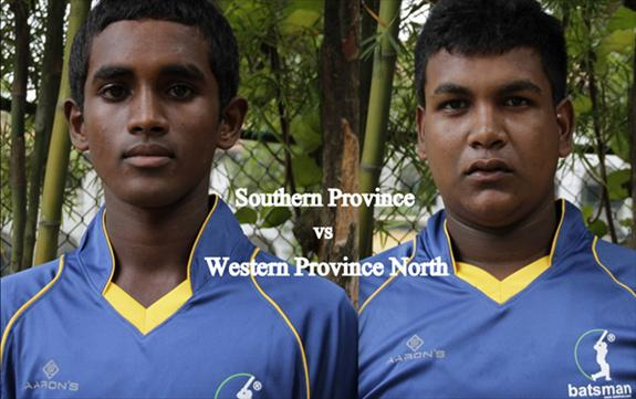 U15 inter-provincial tournament – 2013