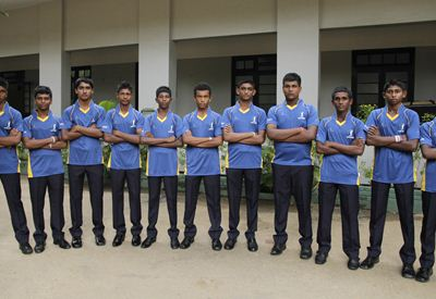 U15 players are off to Malaysia