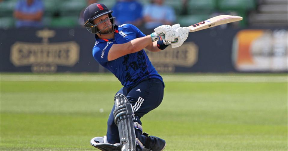 Unbeaten England Lions win Tri-Series in style