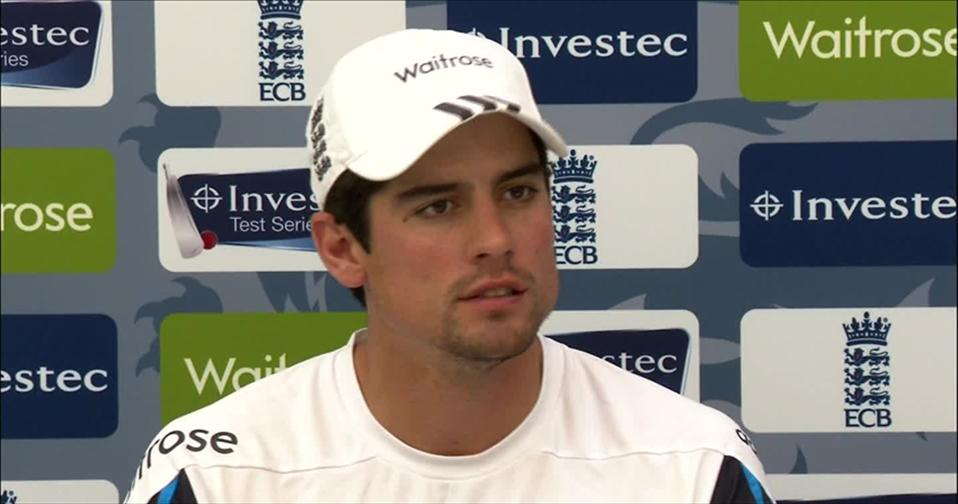 Unsettled England can seize chance - Cook