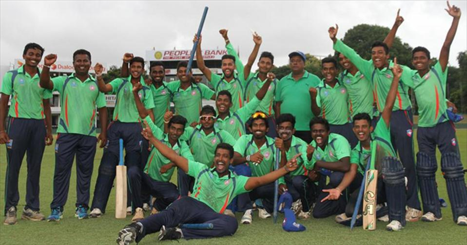 Vidura and bowlers lift Chilaw to 2016 U23 D1 Limited-Over Title