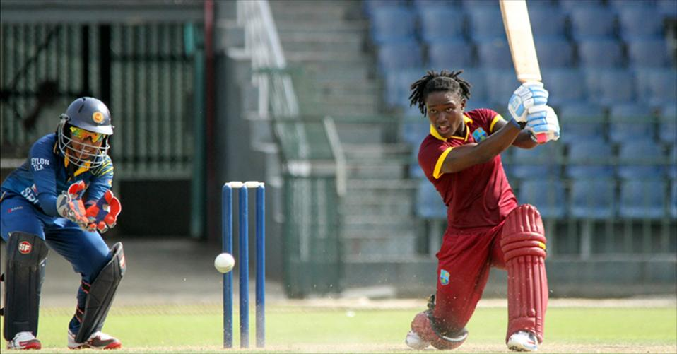 WI Women upstage a Chamari-less SL Women
