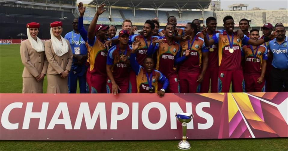 WI secure their maiden U19 World Cup title