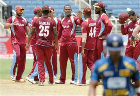 WI win curtain raiser in the tri-series