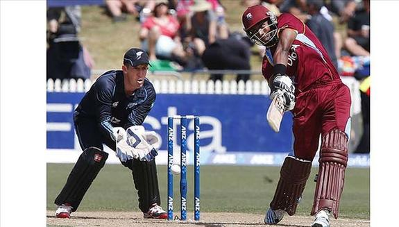 West Indies crush Kiwis to square the series