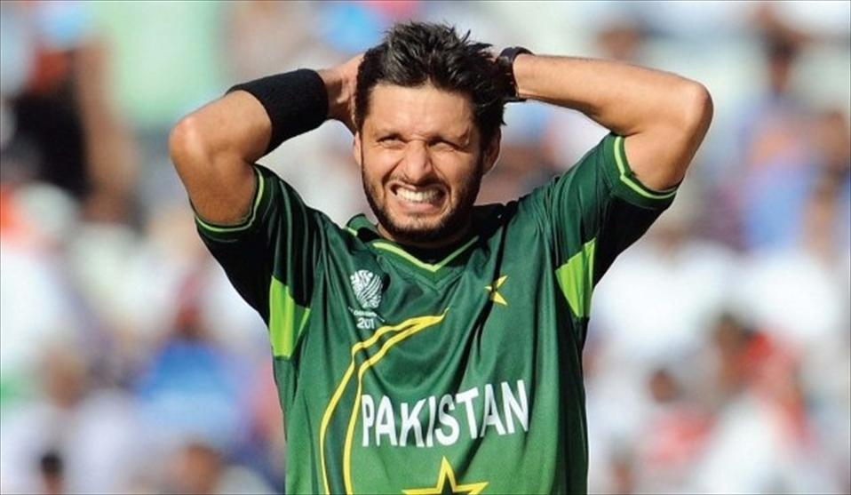 Will quit if I feel like a burden to the team - Afridi