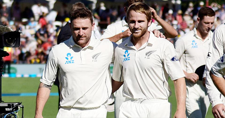 Williamson appointed NZ Test Captain