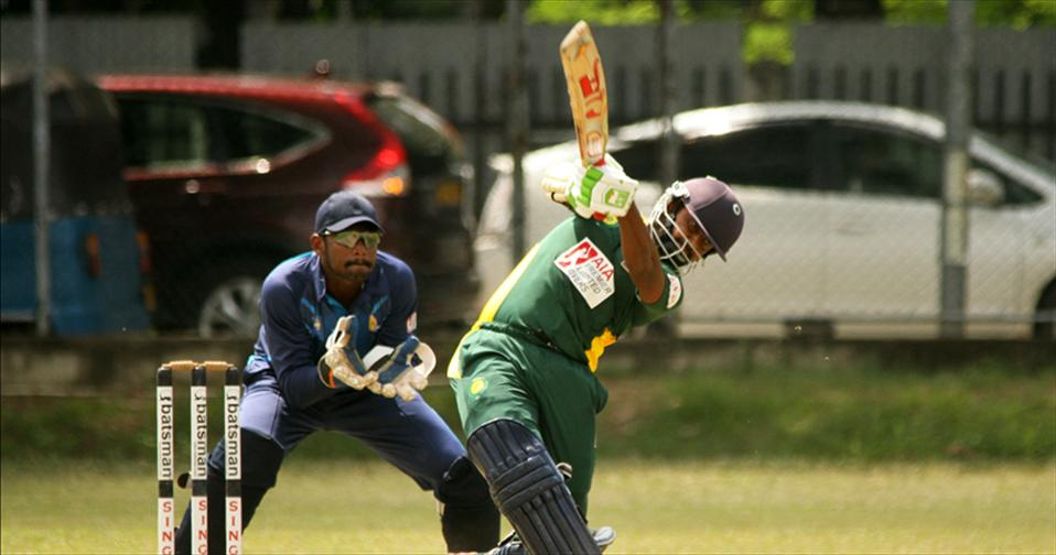 Wins for Galle CC and SSC in Day 2