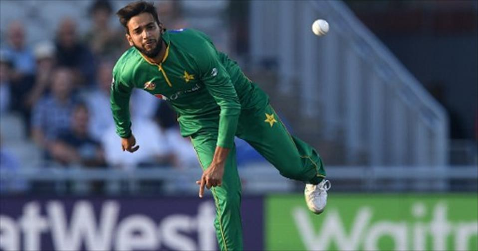 World Champs implode as Imad Wasim takes five