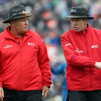 World Cup umpires wired for sound