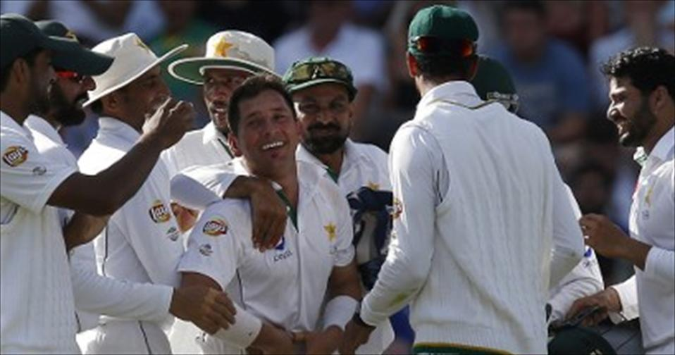 Yasir bowls Pakistan to victory over England at Lords