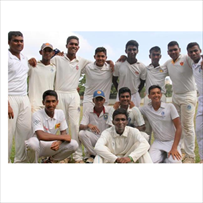 Young cricketers of Lyceum International- Wattala Prove their brilliance.
