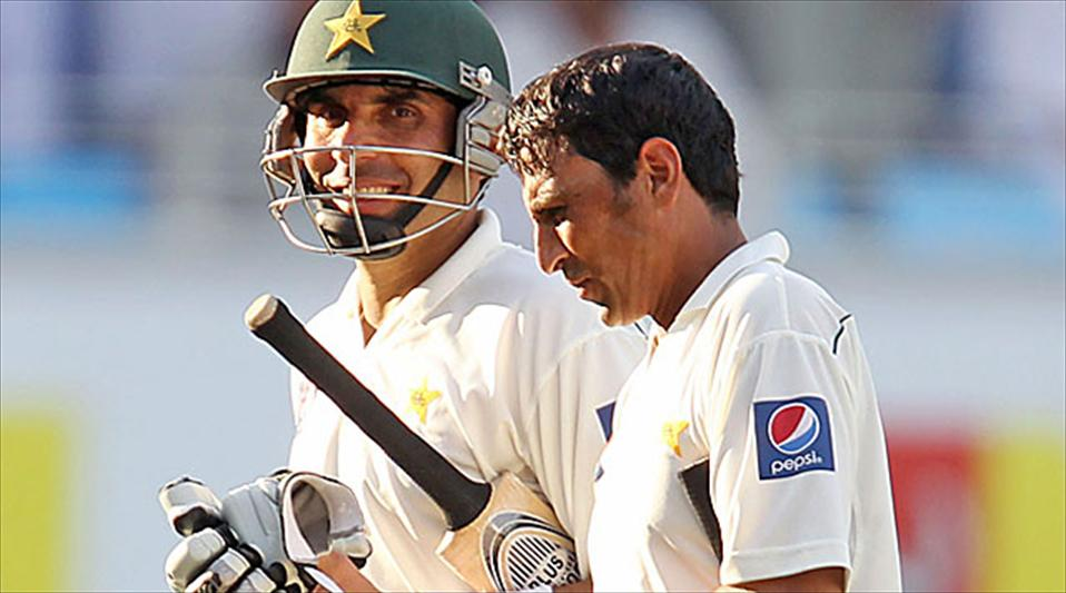 Younis, a blessing - Misbah
