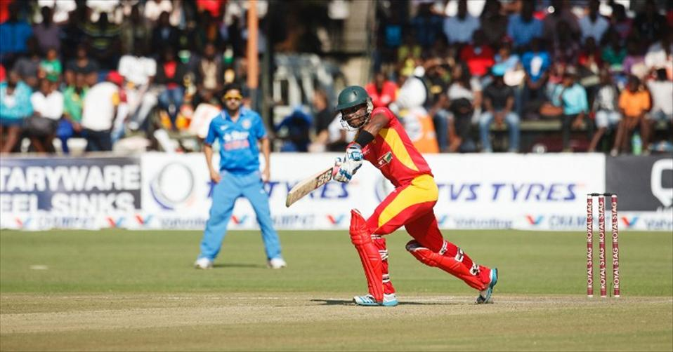 Zimbabwe record their maiden T20I win over India