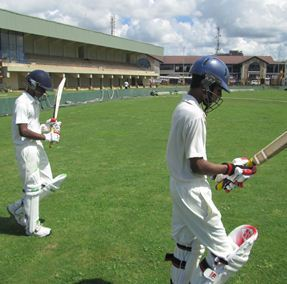 St. Peters College vs. St. Aloysius College