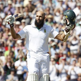 Hashim Amla hits a triple century to put South Africa in excellent position in first Test