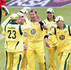 Aussies whack Essex in ideal warm-up
