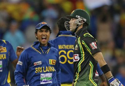 Dramatic win for Sri Lanka