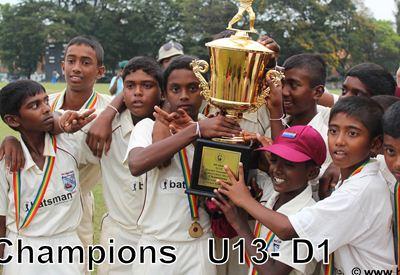 Richmond juniors are the champions