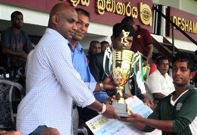 Silver Jubilee of old Servatians Cricket Club