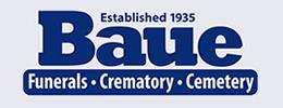 Baue Funeral Homes, Crematory & St. Charles Memorial Gardens Logo
