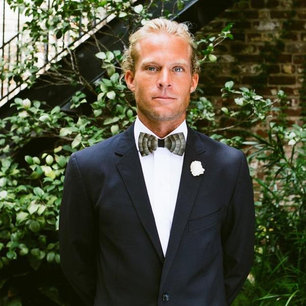 brackish bow tie