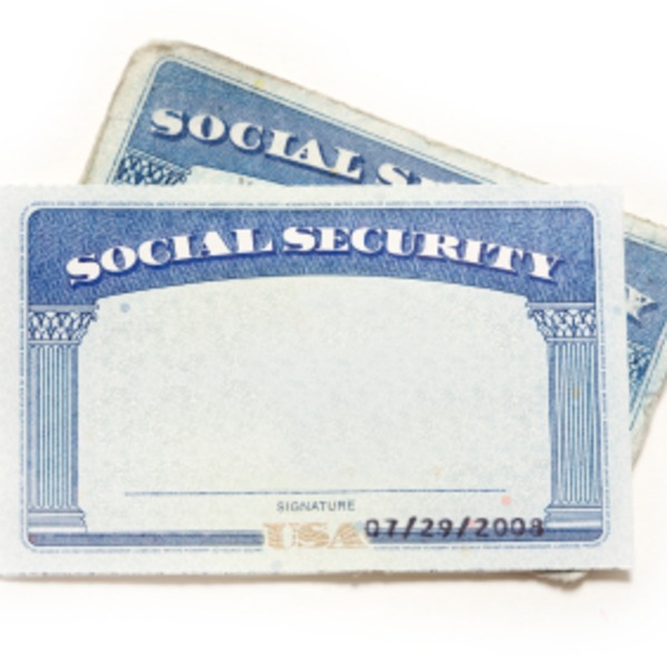 Social Security Card Name Change