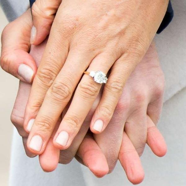 Prince Harry & Megan Markle | Royal Engagement Ring