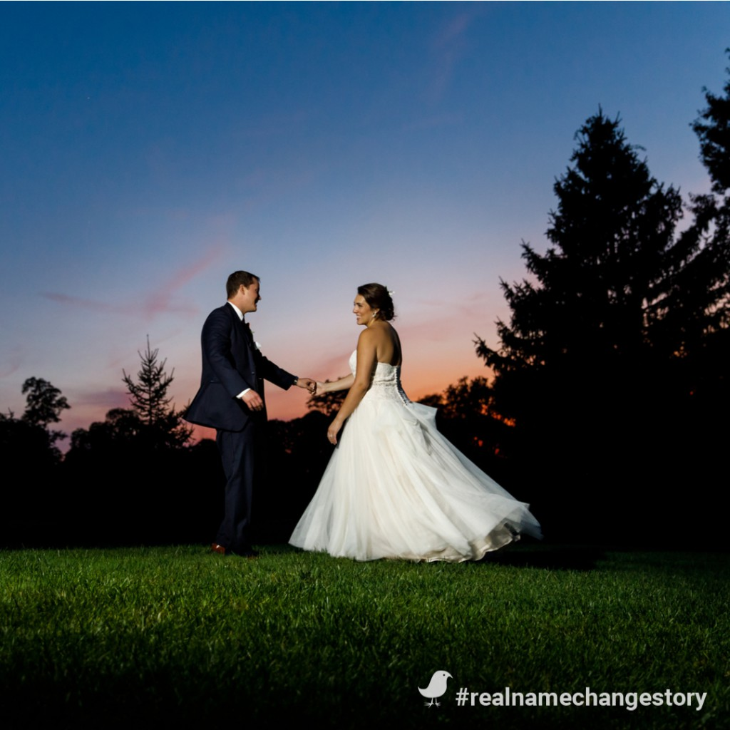 Name Change After Marriage | Robins Story