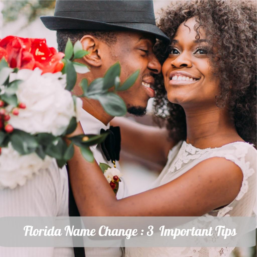 Florida Name Change Tips