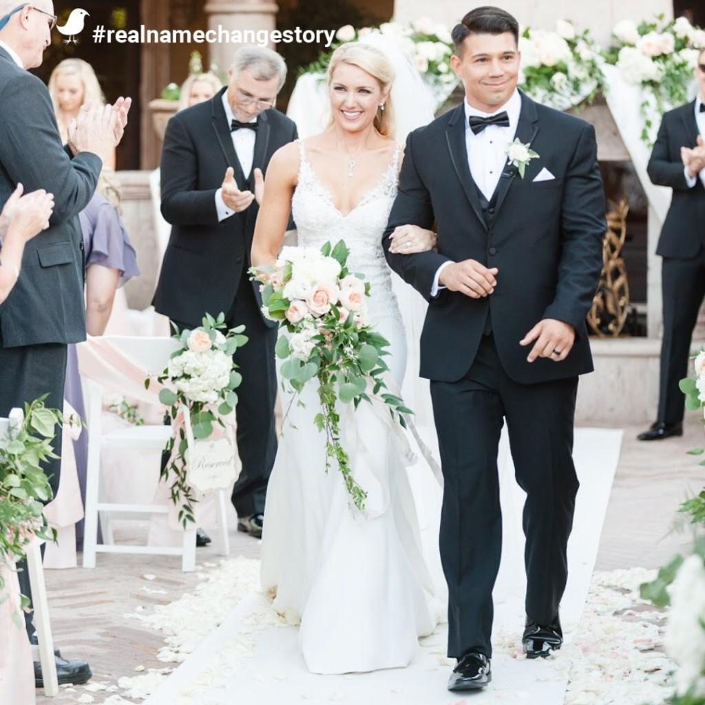 Kelseys Name Change After Marriage